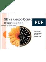 GE Presentation