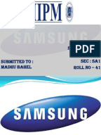 samsung electronics value chain San jose, ca – october 19, 2017 – samsung electronics co, ltd announced today the successful kick-off of its annual silicon valley 5g summit, hosted at t.