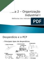 Aula 2 – Organização Industrial I