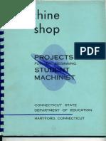 Machine Shop Projects Beginner