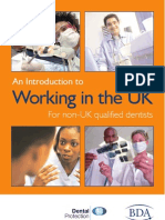 Working in the Uk Leaflet
