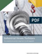 Industrial Steam Turbines En