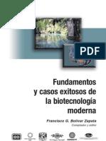 Fundamentos y Casos Exitosos de La Biotecnologia Moderna