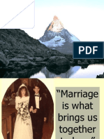 Marriage Conference 2012