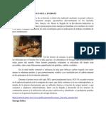DESARROLLO HISTÓRICO DE LA ENERGÍA