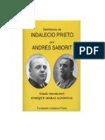 Semblanza de Indalecio Prieto