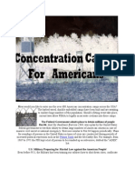 Concentration Camps for Americans