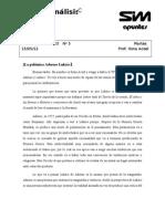 La polémica Adorno-Lukács-Teoría C TP 05 15-05-12