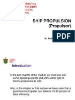Lecture 1 Propulsor