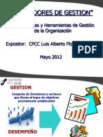 Indicadores de Gestion-II
