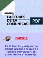 Factores y Funciones Comunic.