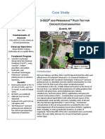 Remediating Groundwater w.Pulsed Surfactant