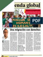 Agenda Global Migraciones 251111