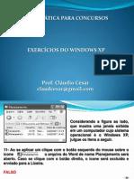 Exercicio Do Windows Xp 29-02-2012