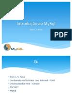 Mini-Curso Introdução ao MySql