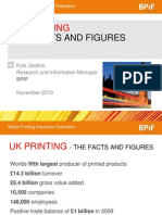UK Printing Facts and Figures Presentation