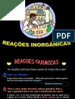 Reacoes Inorganicas