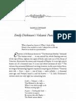 Denman- E. Dickinson's Volcanic Punctuation