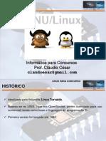 Modulo-tabalhando Com Linux