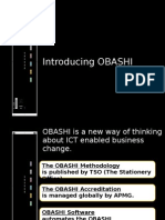 Introducing OBASHI