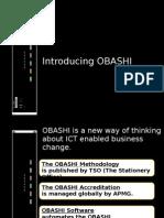 Introducing OBASHI