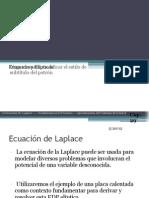 Diferencias Finitas-Ecuaciones Elipticas