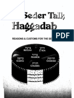 The Seder Talks Haggada