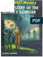Ken Holt Mystery #18 The Mystery of the Sultan's Scimitar