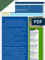 Ingenieria Civil_ Lecciones de Bajada de Cargas