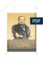 1751 Allan Kardec (1864) Resumo Das Leis Dos Fenomenos Espiritas Port