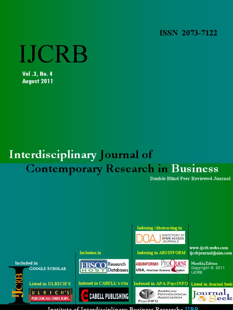 Aug 011 | Correlation And Dependence | Ciencia