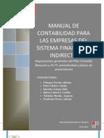 Manual de ad Para Las Empresas Del Sistema Financiero Indirecto