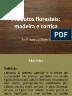 Produtos florestais