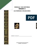 MODULO HISTORIA                      GRADO 6-2011
