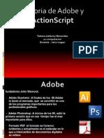 Historia de Adobe y Action Scrip
