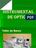 Instrumental de Optica