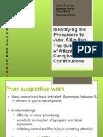 Imh505 Precursors Presentation 1