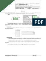 Nivel II - TP Nro 10 - Elementos de madera a flexión
