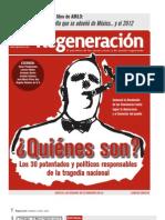 regeneracion07 La Mafia del Poder en Mexico