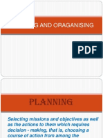 Topic+3+ +Management+Functions+of+Planning+and+Organizing