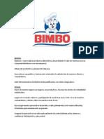 Bimbo Text