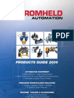 Product Guide 2009