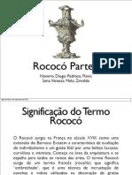 Apresentação Rococo I