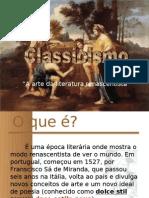 classicismo 11