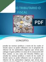 Derecho rio o Fiscal