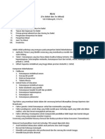 Psikodiagnostik IV (Minat Bakat)