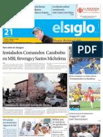 Edicion Lunes 21-05-2012