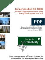 Pengantar ISO 26000