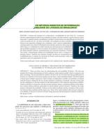 AVALIAÇÃO DE MÉTODOS INDIRETOS DE DETERMINAÇÃO DA ERODIBILIDADE DE LATOSSOLOS BRASILEIROS1