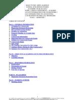 IA Course Work Guide